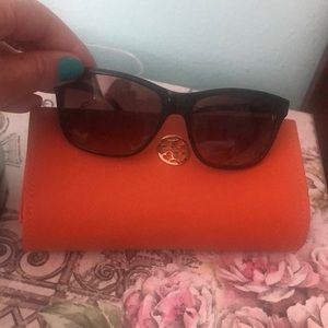 Tory Burch Sunglasses used in excellent condition